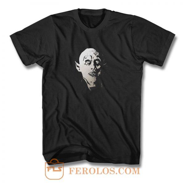 Nosferatu The Vampire Retro T Shirt