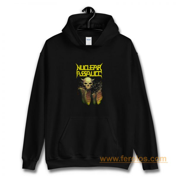 Nuclear Assault Band Hoodie