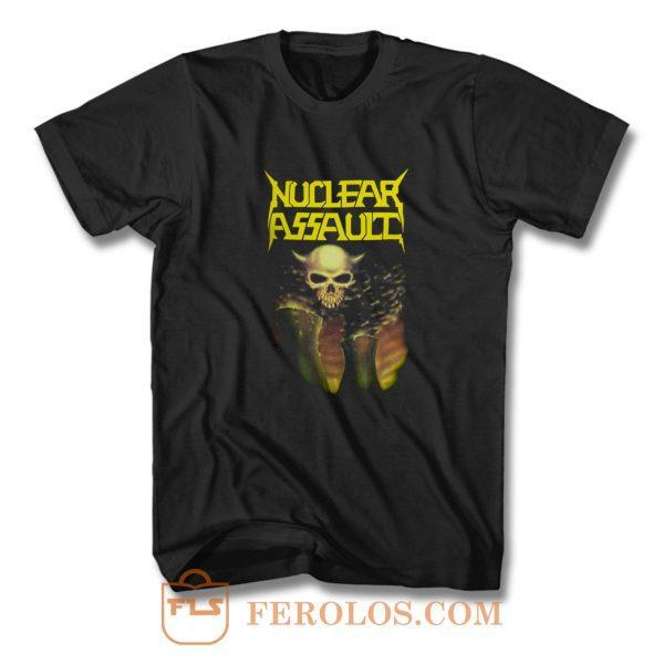 Nuclear Assault Band T Shirt