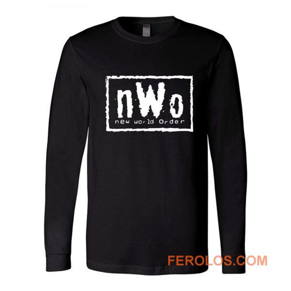 Nwo New World Order Long Sleeve