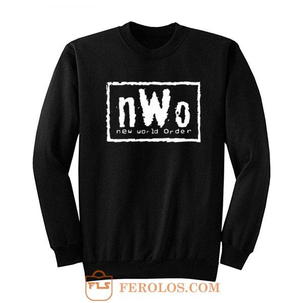 Nwo New World Order Sweatshirt