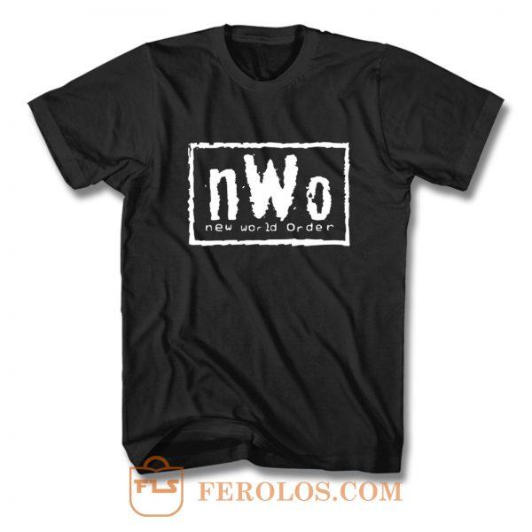 Nwo New World Order T Shirt