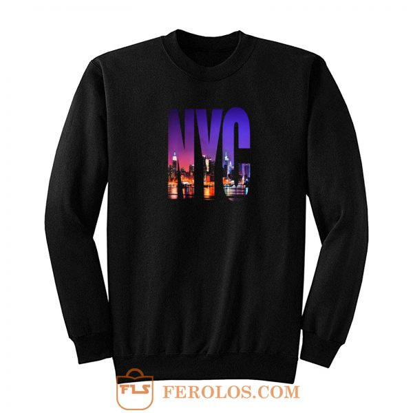 Nyc New York City Sweatshirt