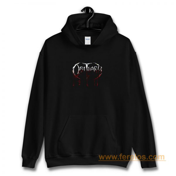 Obituary Metal Band Hoodie