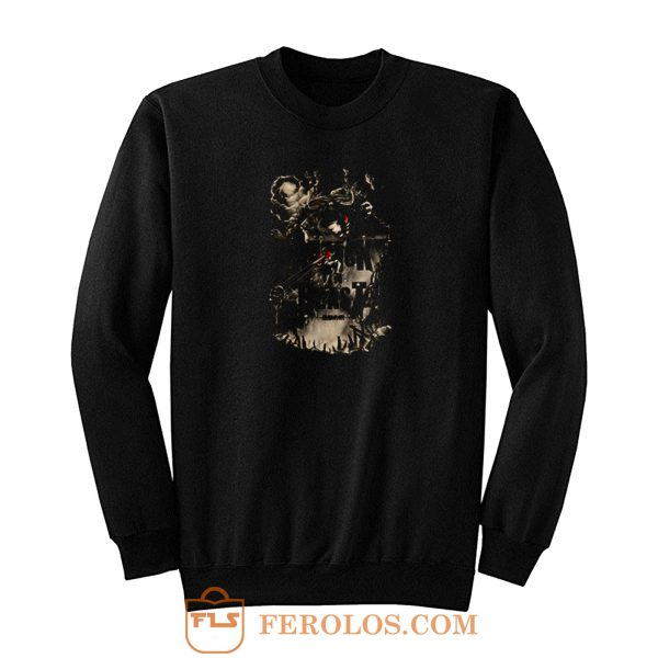 One Piece Kaidou The Beast Sweatshirt