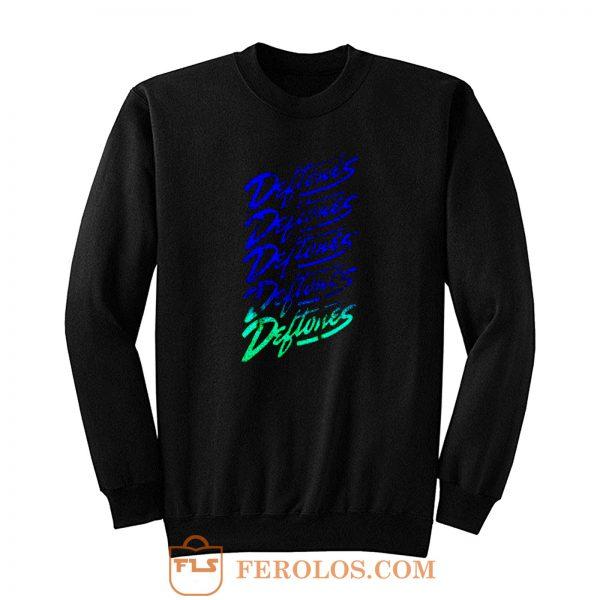 Original Deftones Sweatshirt