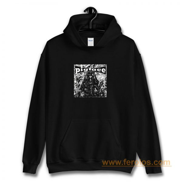 Pig Face Rock Band Hoodie