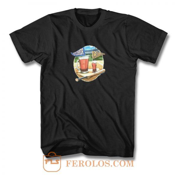 Pitcher Catcher T Shirt