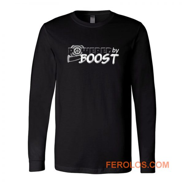Powered By Boost Long Sleeve