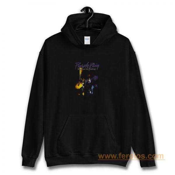 Prince Purple Pain Hoodie