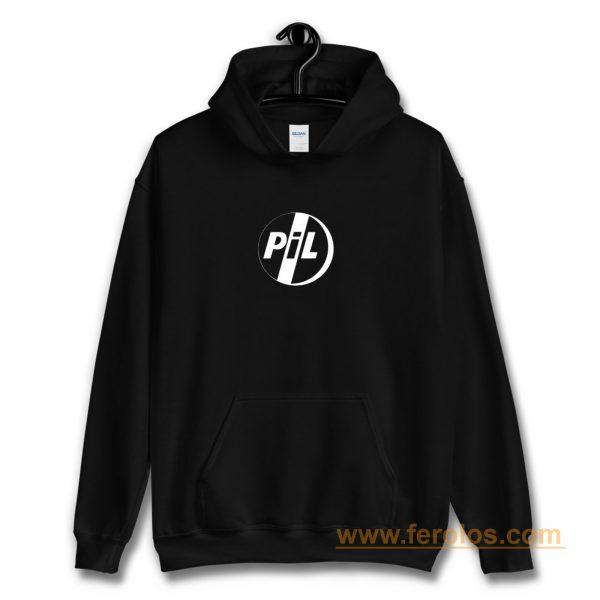 Public Image Ltd Pil Logo Hoodie