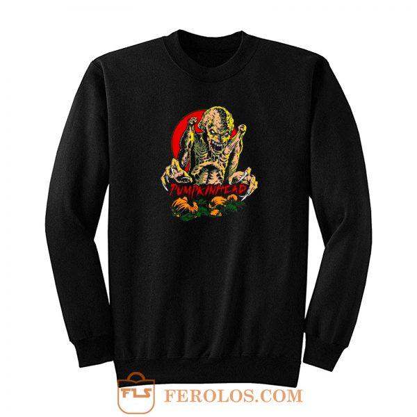 Pumpkinhead Zombie Sweatshirt