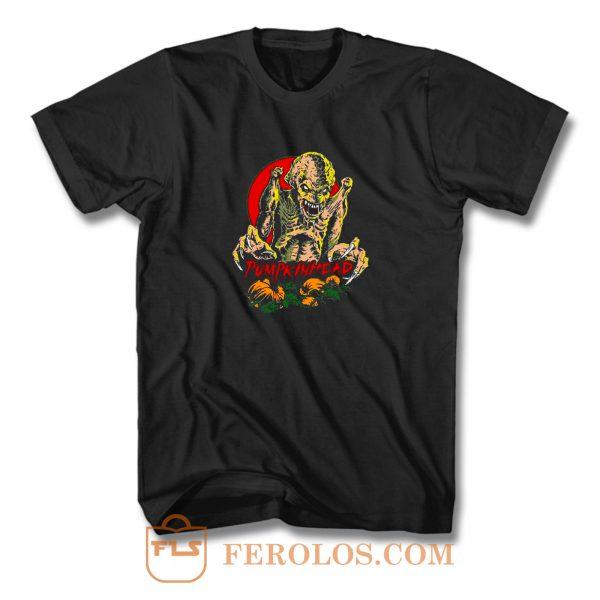 Pumpkinhead Zombie T Shirt