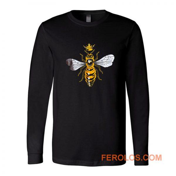 Queen Bee Cute Long Sleeve