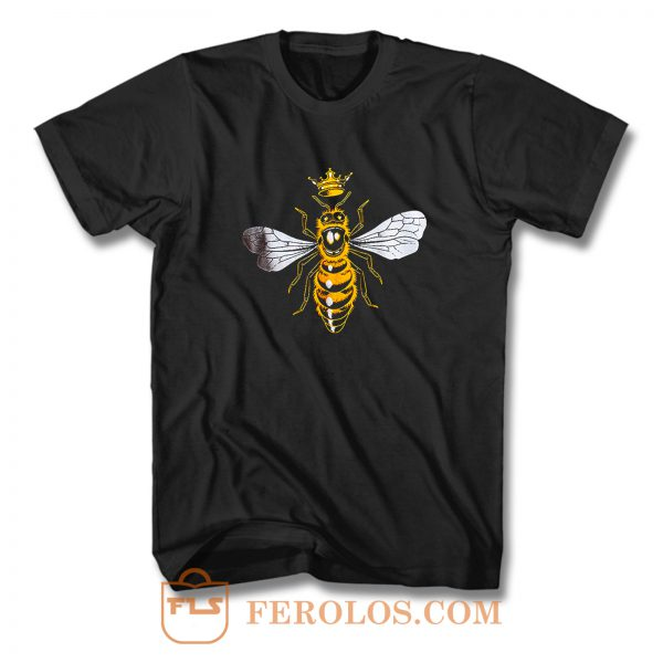 Queen Bee Cute T Shirt