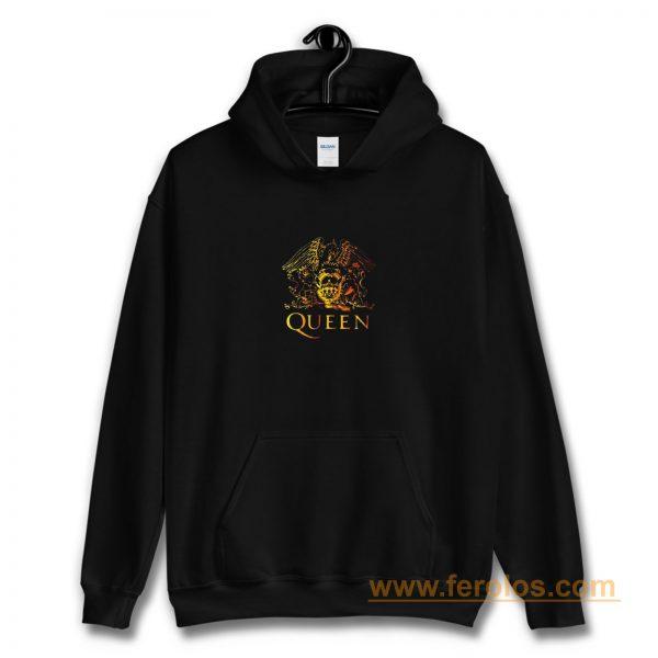 Queen Retro Band Hoodie