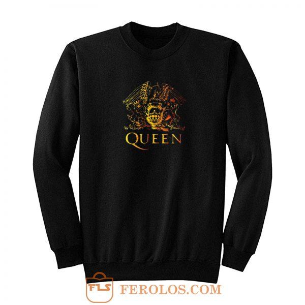 Queen Retro Band Sweatshirt