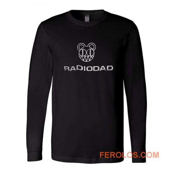 Radiodad Radiohead Long Sleeve