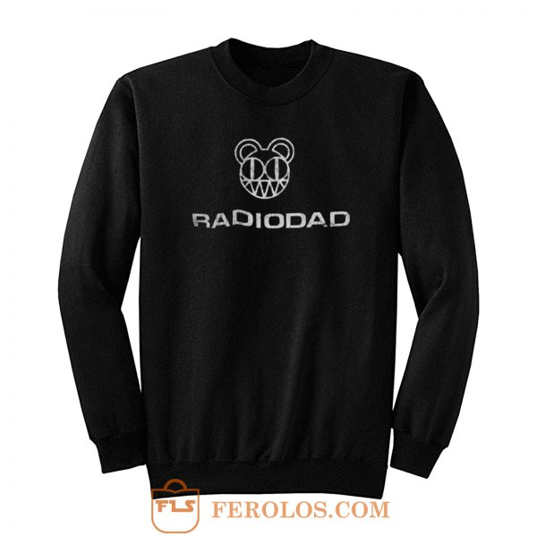 Radiodad Radiohead Sweatshirt