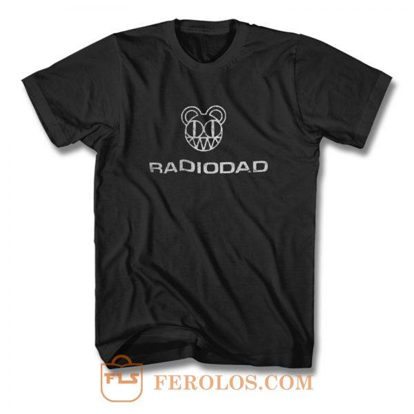 Radiodad Radiohead T Shirt