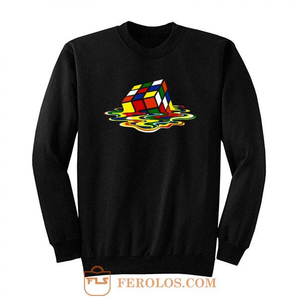 Rainbow Cube Sweatshirt