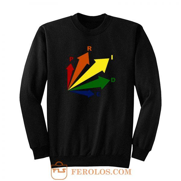 Rainbow Pride So Its Mine Sweatshirt