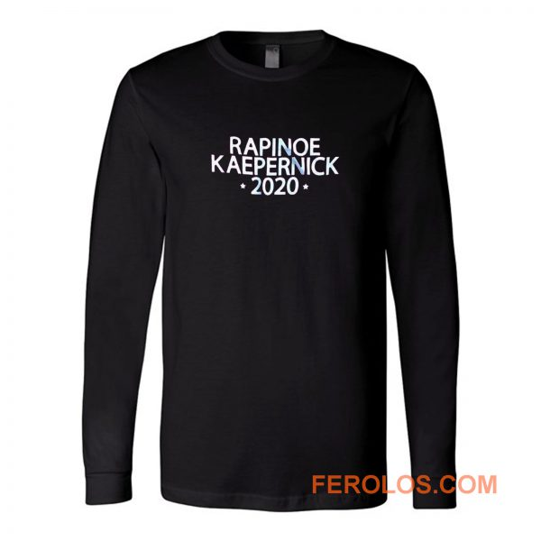 Rapinoe Kaepernick 2020 Long Sleeve