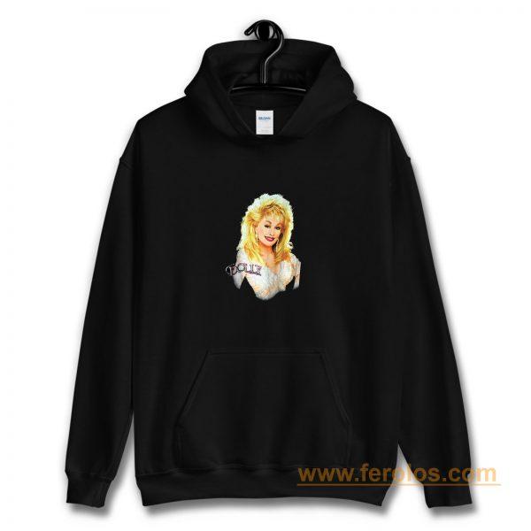 Rare Dolly Parton Hoodie