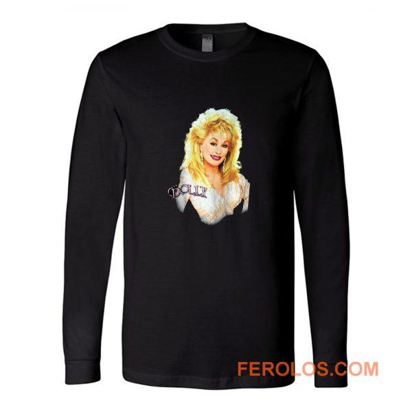 Rare Dolly Parton Long Sleeve