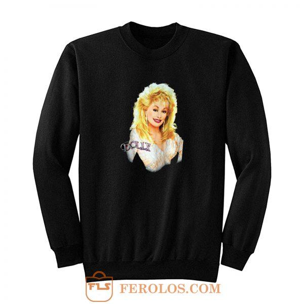 Rare Dolly Parton Sweatshirt