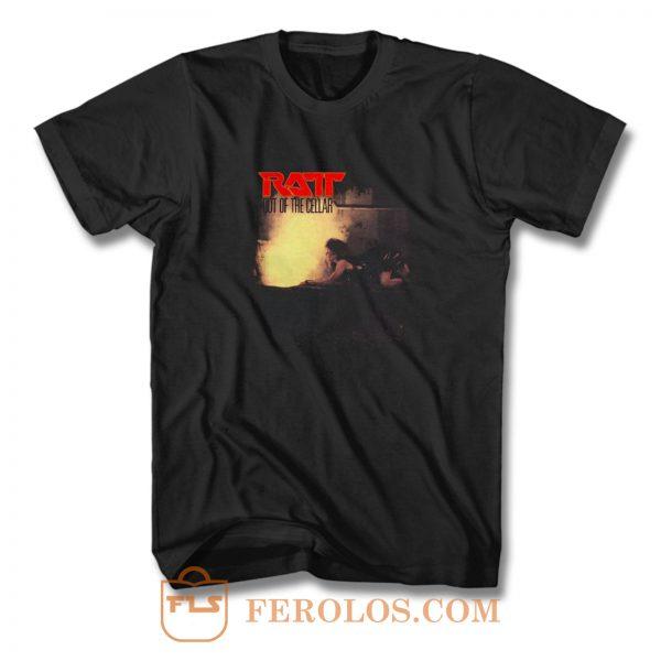 Ratt Rollnratt T Shirt