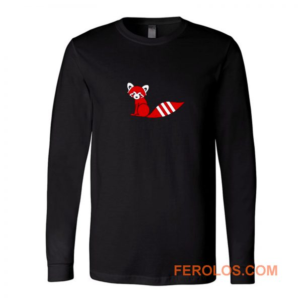 Red Panda X Fox Long Sleeve