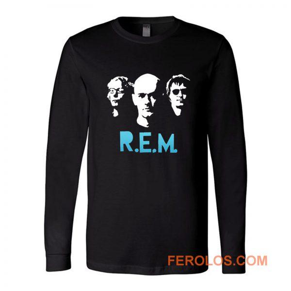Rem Rock Band Long Sleeve