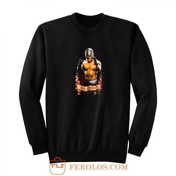 Rey Mysterio Wrestling Champion Sweatshirt