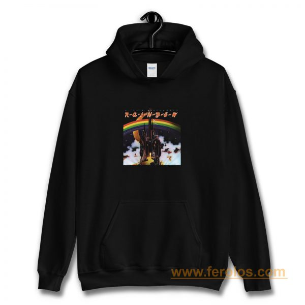 Ritchie Blackmores Rainbow Band Hoodie