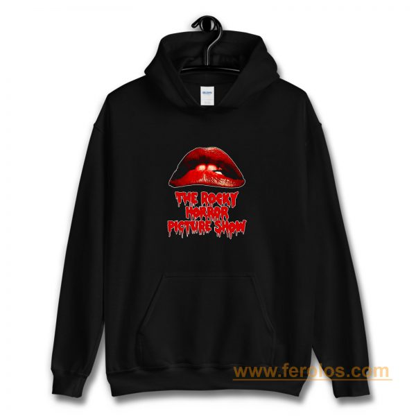 Rocky Horror Picture Show Lips Hoodie