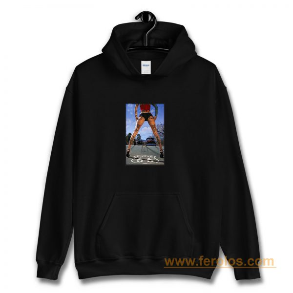 Route 66 Sexy Hoodie