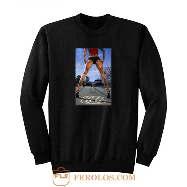 Route 66 Sexy Sweatshirt