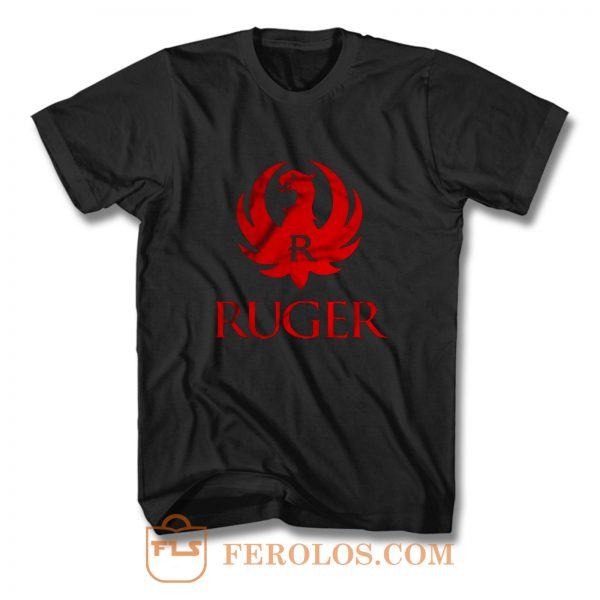 Ruger Pistols Riffle T Shirt