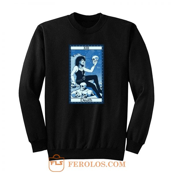 Sandman The Endless Death Sweatshirt
