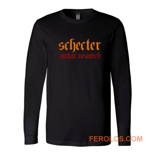 Schecter Long Sleeve