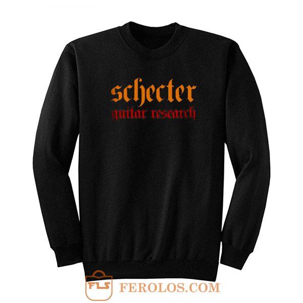 Schecter Sweatshirt