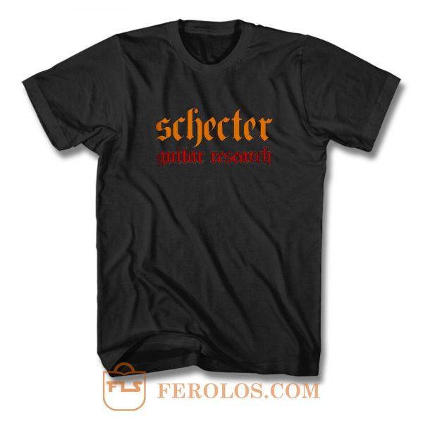 Schecter T Shirt