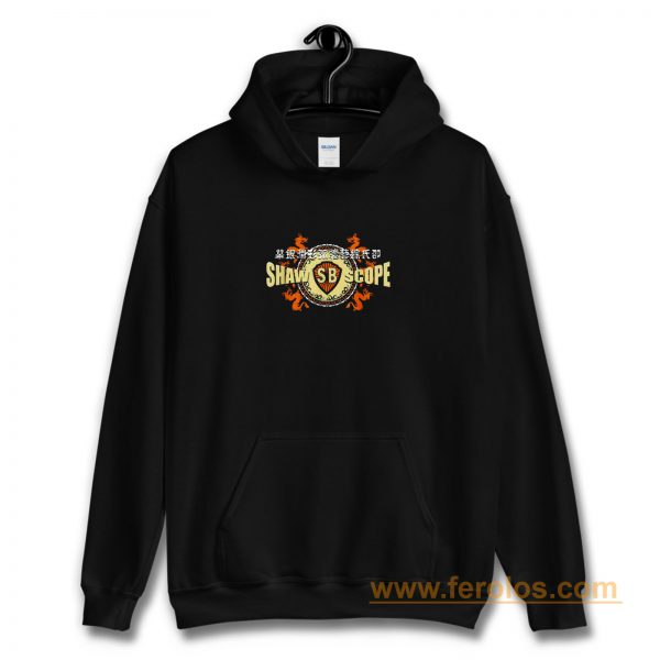 Shaw Brothers Scope Logo Hoodie