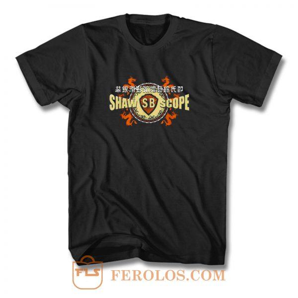 Shaw Brothers Scope Logo T Shirt