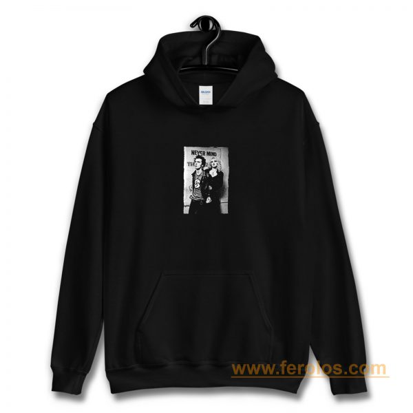 Sid Vicious And Nancy Rock N Roll Hoodie