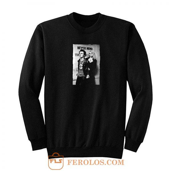 Sid Vicious And Nancy Rock N Roll Sweatshirt