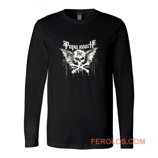 Since 1993 Papa Roach Long Sleeve