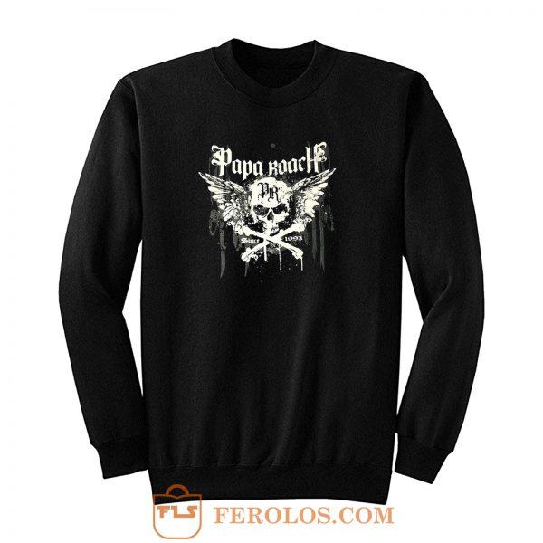 Since 1993 Papa Roach Sweatshirt