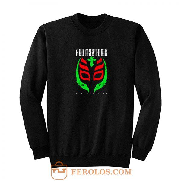 Six One Nine Rey Mysterio Wrestling Champion Sweatshirt